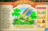 Lucky clovers jamaa journal