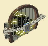 Item Imprisoned Phantoms round yellow