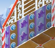 Jamaaliday-House Blue-Star-Walls