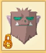 Yeti Mask old item brown