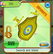 Swords and Shield 2