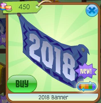 2018 Banner | Animal Jam Wiki | FANDOM powered by Wikia