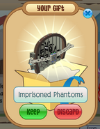 Gift Imprisoned-Phantoms Round