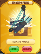 Forgotten-Desert-Prize Bow-And-Arrows Neon