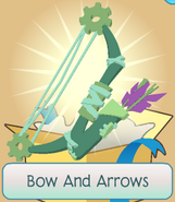 Jamaaliday-Gift 2011 Bow-And-Arrows Green crop