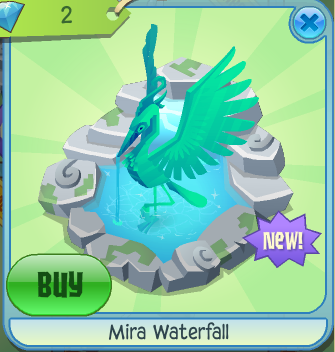 Image of: Mira Wings Basic Information Animal Jam Wiki Fandom Mira Waterfall Animal Jam Wiki Fandom Powered By Wikia