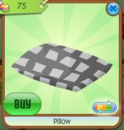 Pillow grey