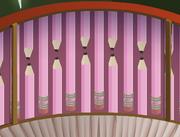 Mushroom-Hut Wavy-Pink-Walls