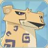 Cheetah Head Icon