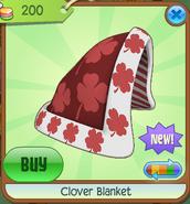 Clover blanket06