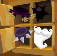 Phantom Accessories (Neck)