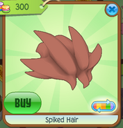 Shop Spiked-Hair Brown