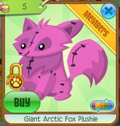 Giantarcticfoxplushie8