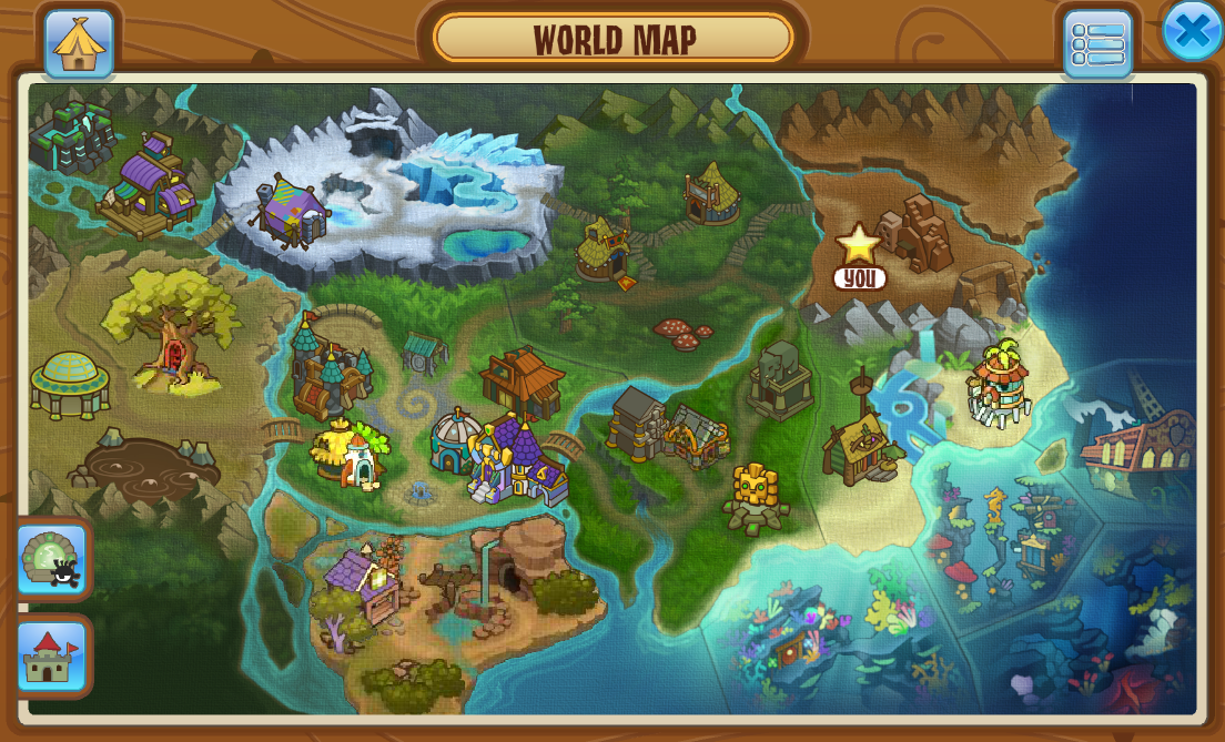 World Map | Animal Jam Wiki | FANDOM powered by Wikia on