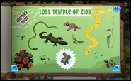 Journey Book of Lost Temple of Zios