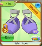 Ballet shoes3