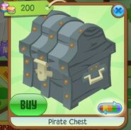 Pirate Chest 8