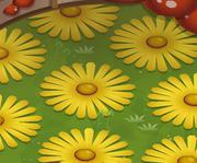 Mushroom-Hut Grass-Carpet