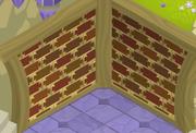 Fantasy-Castle Red-Brick-Walls