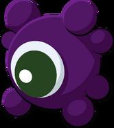 Purple pet phantom