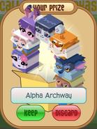 Alpha Archway Prize