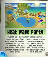 Heat wave party