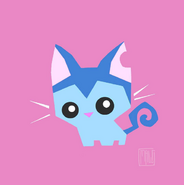 Taylor Maw Pet Kitty Concept Art