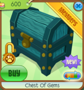 Chest Of Gems 3