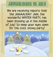 Jamaa-Journal Vol-122 Jamaalidays-In-July