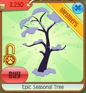 Epic-Seasonal-Tree WinterNighttime
