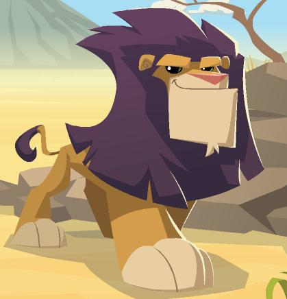 Lion Animal Jam Wiki Fandom Powered By Wikia