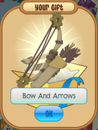 Jamaaliday-Gift 2014 Bow-And-Arrows Tan crop