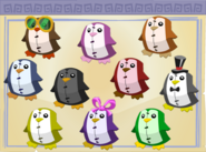Penguin-Plushies
