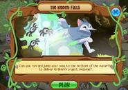 The Hidden Falls - Title Pop Up