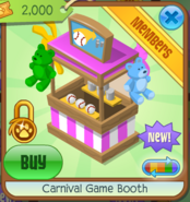 Carnival Game Booth 5