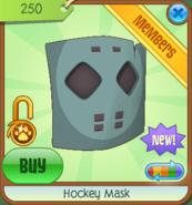 Hockey Mask ed1 teal