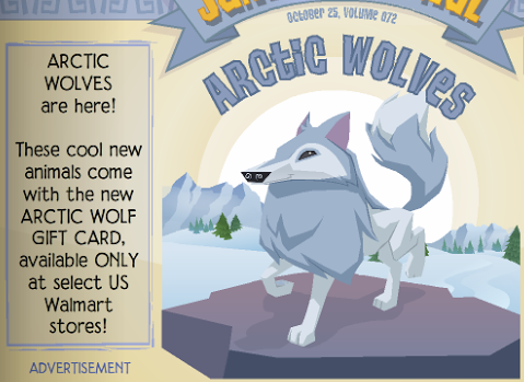 Coloring Pages Of Sleeping Animals : Arctic wolf animal jam wiki fandom powered by wikia