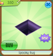 Spooky Rug Clicked