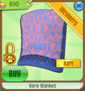 Shop Rare-Blanket