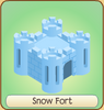 Snow Fort Icon