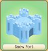 Snow Fort Icon