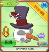 Snowman Mask7