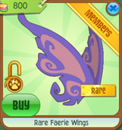 RareFaerieWings