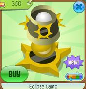 Eclipse Lamp orange