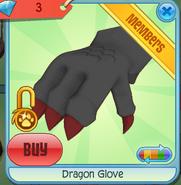 Dragon Glove black