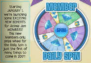 Jamaa-Journal Vol-188 Member-Daily-Spin