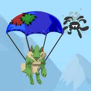 Wind Rider Direwolf example