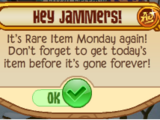Rare Item Monday