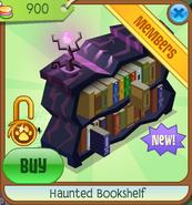 Shop Haunted-Bookshelf Floating