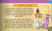 Animal Jam Winter Summer Carnival
